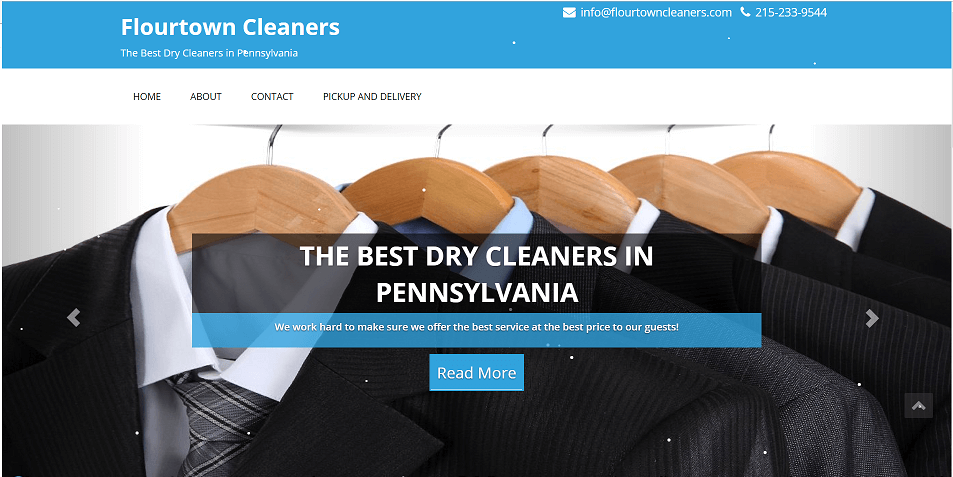 Flourtown Dry Cleaners