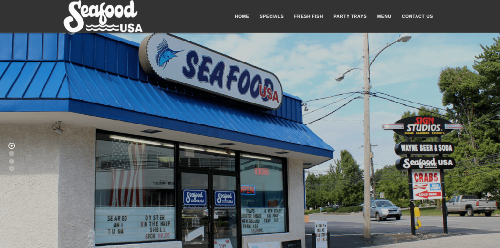 The Sea Food USA